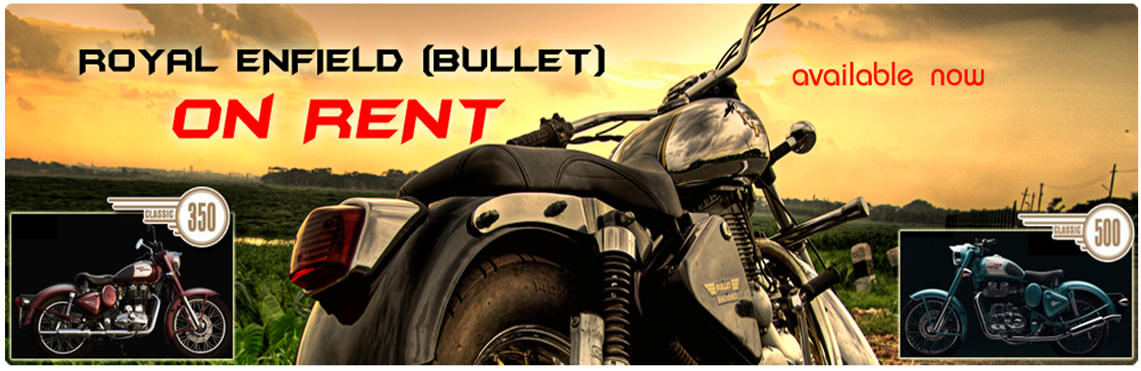Bullet on Rent